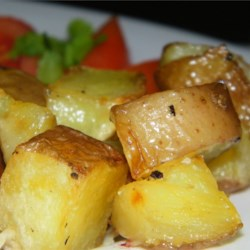Butter Potatoes