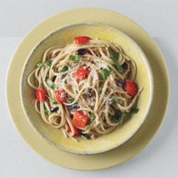 Pepper and Olive Pasta Sauce Recipe