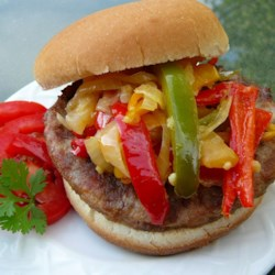 Johnsonville Italian All Natural Ground Sausage Burger