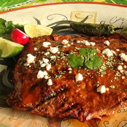 Photo of HERDEZ® Chipotle Flank Steak by Janet