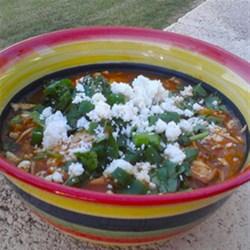 Photo of HERDEZ® Roasted Pasilla Chicken Stew by Arizona Desert Flower