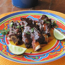 HERDEZ® Sweet and Spicy Beef Ribs