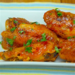 Photo of HERDEZ® Sweet Chipotle Chili Lime Chicken Wings by Grumpy's Honeybunch