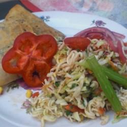 Crunchy Ramen Coleslaw Recipe