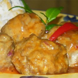 Sweet 'N Sour Meatballs Recipe
