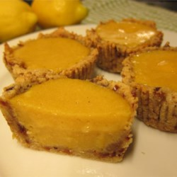 Paleo Lemon Tarts Recipe