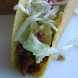 Veggie Taco's