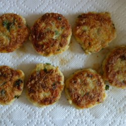 Captain Duarte's Salt Cod Cakes Recipe