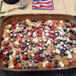 Berry Good French Toast Bake Recipe