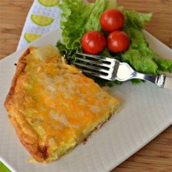 Ham and Egg Frittata Recipe