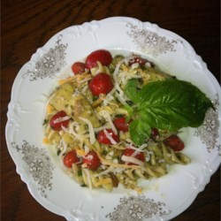 Fabulous Pesto Pasta Salad Recipe