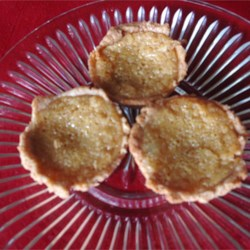 Maple Syrup Sugar Pie Recipe