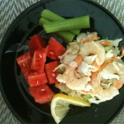 Easy Seafood Salad Recipe