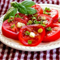 Tomatoes Provencale