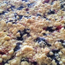 Berry Crumb Bars Recipe