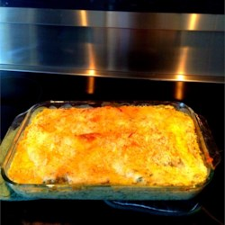Chicken Lasagna with White Sauce Recipe