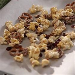 Photo of Ashley and Whitney's Popcorn and Pretzel Sweet Snack Mix by Reynolds Kitchens®