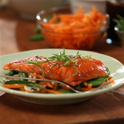 Tiffany's Asian-Infused Salmon Packets Recipe