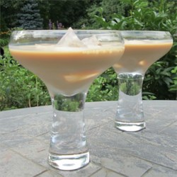 Boston Creme Pie Martini Recipe