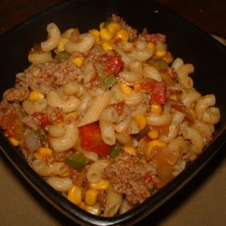 Easy Mexican Goulash Recipe