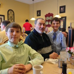 Me & Grandkids