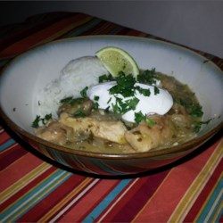 Pork Stew in Green Salsa (Guisado de Puerco con Tomatillos) Recipe