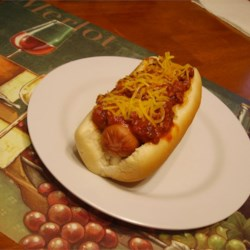 Coney Island Hot Dog Chili Sauce