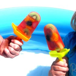 Homemade Ice Pops