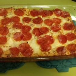 Pepperoni Pizza Casserole Recipe - Allrecipes.com