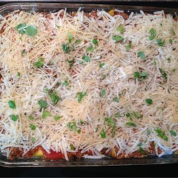 Summer Lasagna Recipe