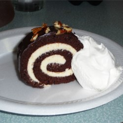 Chocolate Roll I Recipe