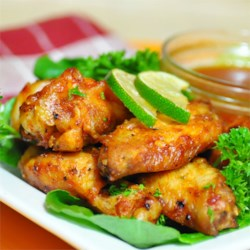 HERDEZ(R) Sweet Chipotle Chili Lime Chicken Wings