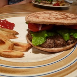 Firecracker Burgers Recipe