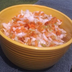 Catchy Coleslaw Recipe