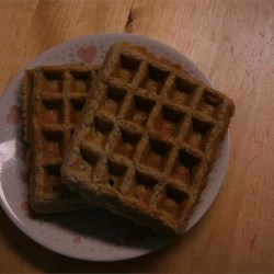 Almond Flour Waffles Recipe