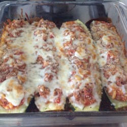 Mediterranean Stuffed Zucchini Recipe