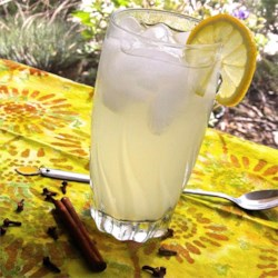 Spiced Lemonade Concentrate