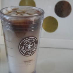 How to make an Iced Caramel Macchiato