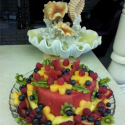 "100% Fruit ""Cake"" Recipe"