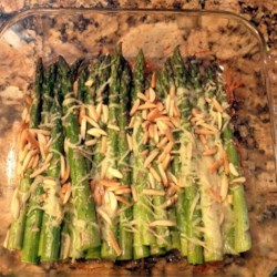 Roasted Asparagus with Parmesan Recipe