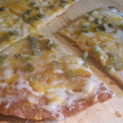 California Tortilla Pizzas Recipe