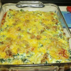 Delicious Spinach and Turkey Lasagna Recipe