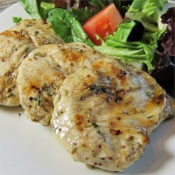 Grilled Rosemary Chicken Breasts Recipe