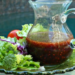 Fresh Raspberry Balsamic Vinaigrette Recipe