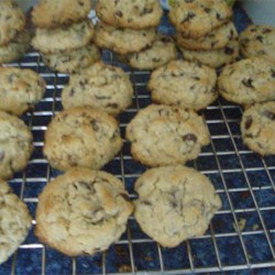 chocolate coconut lunchbox cookies printer friendly