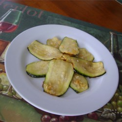 Grilled Parmesan Zucchini Recipe