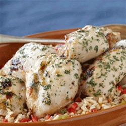 Original Ranch Broiled Chicken Recipe