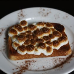 Marshmallow Toast Recipe