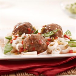KRAFT RECIPE MAKERS Sweet and Sour Meatballs Recipe