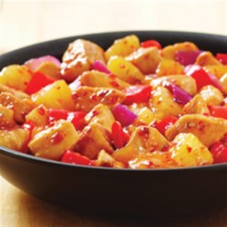Photo of KRAFT RECIPE MAKERS Sweet and Sour Chicken by KRAFT RECIPE MAKERS